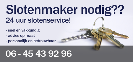 Slotenmaker-Putten-24uur